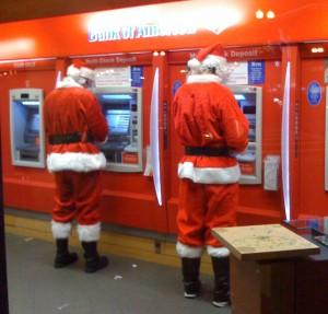 bank santas